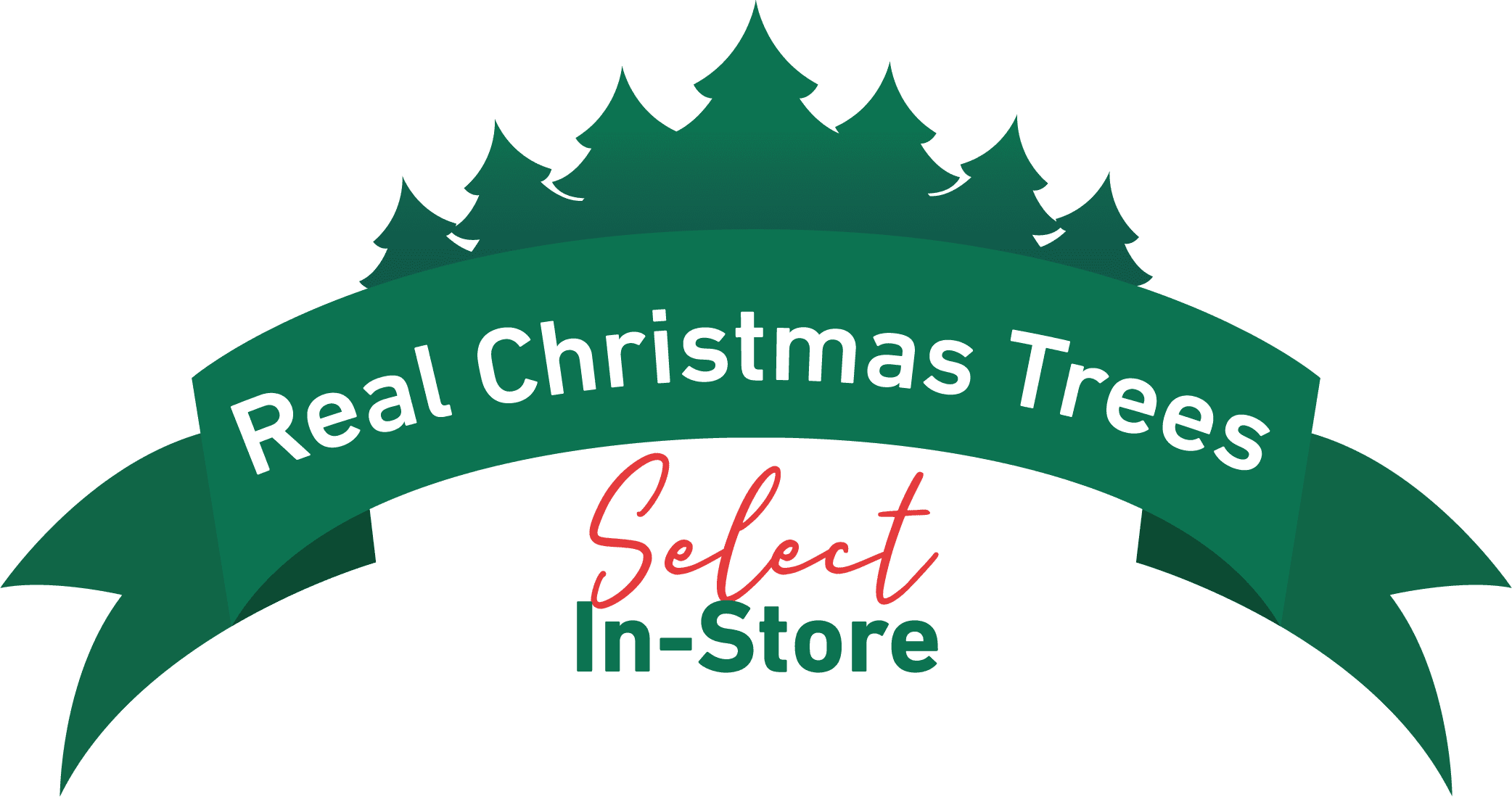 Real Christmas Trees - Select In-Store